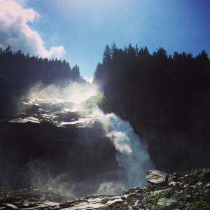 Krimmer Wasserfälle 1